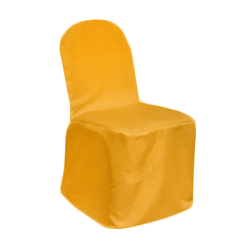 Chair Cover Primary Gold