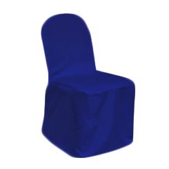Chair Cover Primary Royal Blue