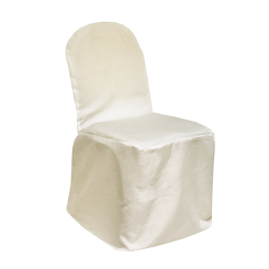 Chair Cover Primary Ivory