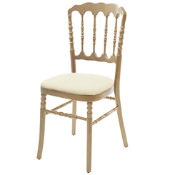 Chair Pad Cover Ivory one size