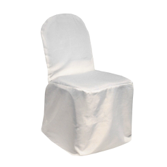 Chair Cover Primary White
