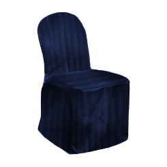 Chair Cover Regency Navy